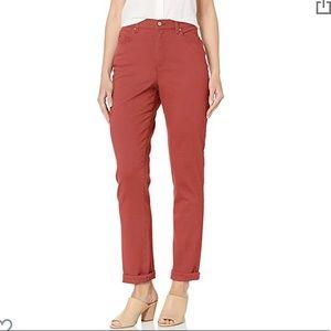 Gloria Vanderbilt classic Amanda High Rise Jeans